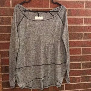 Free People We The Free Long Sleeve Tunic Top